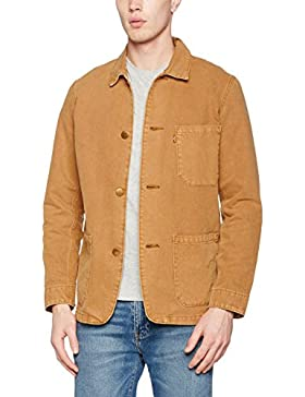 Levi's Chaqueta Engineers Coat Better Marrón M