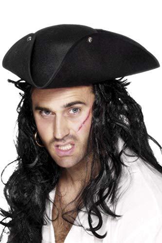 Piraten Kapit�n Pirat Seer�uber Hut ()