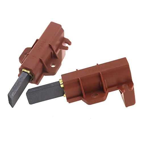 OTOTEC, 2 spazzole in Carbonio per Motore Lavatrice, Accessori di Ricambio per Samsung