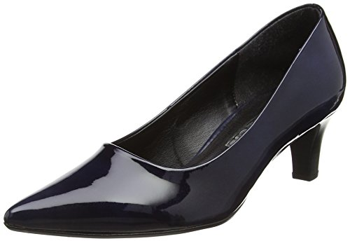 Gabor, 41.250.70, Damen Pumps, Blau (76 marine), 41 EU (7.5 UK)