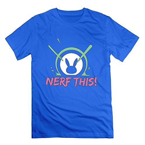 FrankTee - T-Shirt - Homme - bleu - M