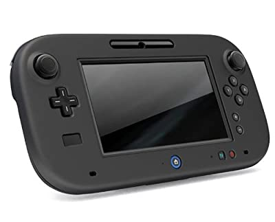 Play and Grip Hard Shell Case (fits Nintendo Wii U) by Venom Communications
