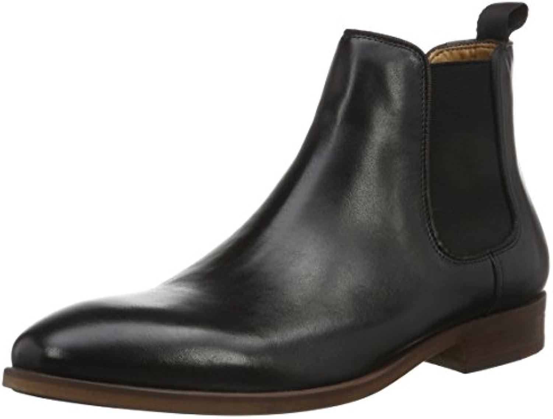 ALDO Herren Croaven Chelsea BootsALDO Croaven Chelsea Schwarz Leather Billig und erschwinglich Im Verkauf