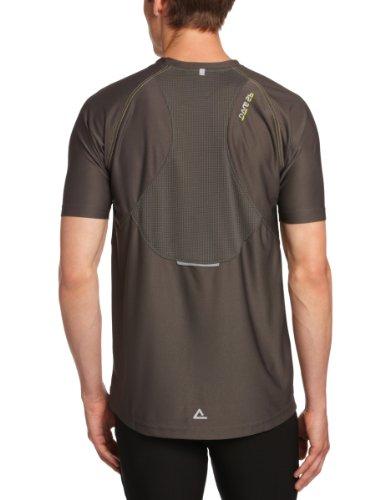 Dare2b Kinder T-Shirt Men'Tonerkartusche grau - Briar Grey