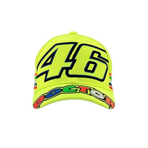 Valentino Rossi VR46 Kinder 46 Stripe Cap 2018