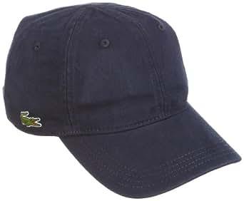 Lacoste Unisex Baseball Cap RK9811 - 00, Gr. One size, Blau (NAVY BLUE 166)