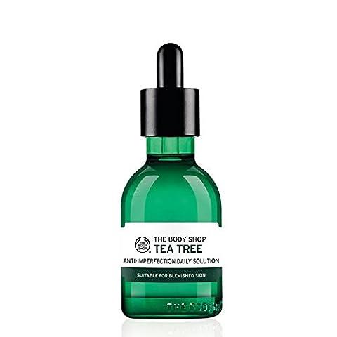Le Body Shop Tea Tree Lutte Contre l'imperfection Tous les jours Solution 50ml / The Body Shop Tea Tree Anti-Imperfection Daily Solution 50ml