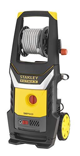 Stanley Fatmax SXFPW20E Hochdruckreiniger, 2000 W, 140 bar, 440 l/h, mit großen Rädern