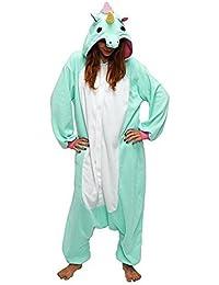 Très Chic Mailanda Combinaison Pyjama Animaux Unisexe Costume Cosplay  Déguisement Grenouillère Animal 0d273263303