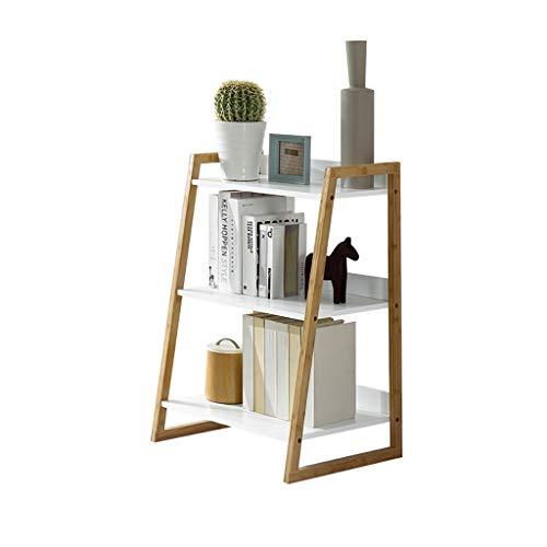 Shelf 3 Modern Style Bücherregal, leichte Regale, Display Lagerregal für Sammlung, Wohnzimmer Küche Schlafzimmer Lagerung-European minimalist-805mmHeight -