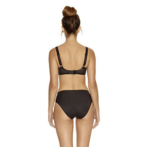 Fantasie-BH Basic – Damen Black