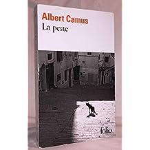 La peste (Folio Plus Classique) by Albert Camus(2008-01-31)