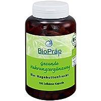 Biopräp Hagebuttenfrucht-Kapseln, 180 Stück, 107 g preisvergleich bei billige-tabletten.eu