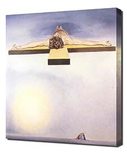 Salvador Dali - The Christ Of Gala - Reproduction d'art sur toile