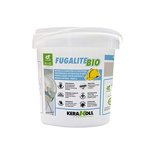 Fugalite Bio grigio ferro 3 kg
