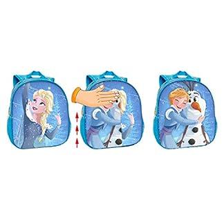 Disney T300-072, Mochila Infantil, 30 cm, Azul
