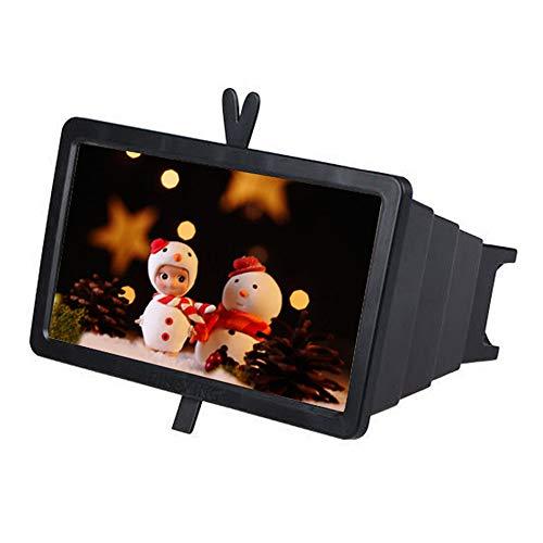 Fcostume Handy 3D Verstärker Videotelefonie des Film 14 Zoll Bildschirmlupe HD Expander...