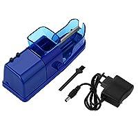 STRIR Nuevo Máquina Eléctrica Para Rellenar Tubos DeTabaco Entubar Montar Cigarrillos Nueva Automáticamente Máquina de llenado de cigarrillos (Azul)