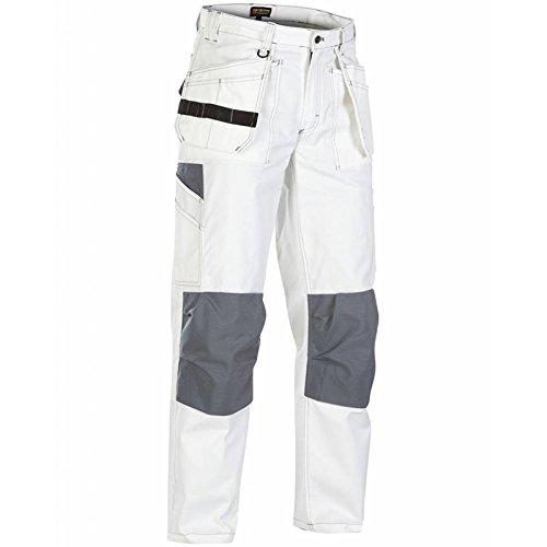 Blakläder 153112101000D104 Pantalon Taille D104 Blanc
