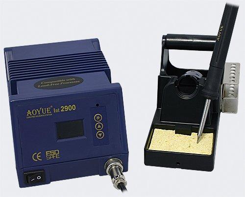 AOYUE Int2900 Lötstation 70 W mit SMD Lötkolben WQ Serie und Digitalanzeige