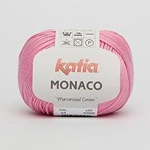 Katia Monaco 011Sachet Rosa 50g lana
