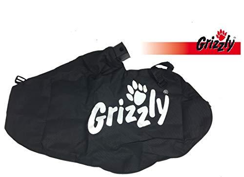 Grizzly Fangsack mit Halterung für Laubsauger/Laubbläser EL 2800