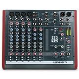 Allen & Heath ZED 10 USB-Mischpult-Mixer ZED10 NEU
