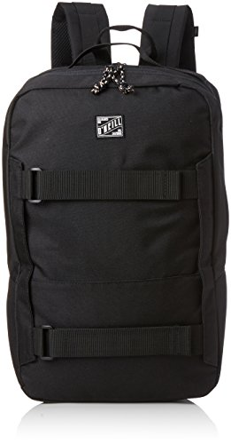 O'Neill - Bm Boarder Plus Backpack, Mochilas Hombre, Schwarz (Black Out), 17x30x48 cm (B x H T)
