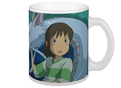 (Semic Chihiros Reise ins Zauberland Tasse Haku Studio Ghibli Keramik,300ml)