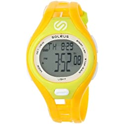 Soleus Women's SR019-815 Dash Yellow Watch