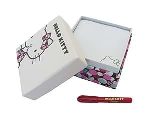Blueprint Hello Kitty Liberty Memo Block and Pen