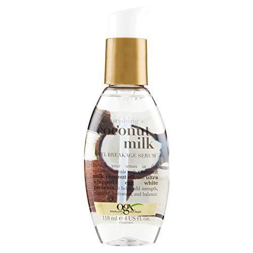 OGX Nourishing Coconut Milk Anti Breakage Serum,