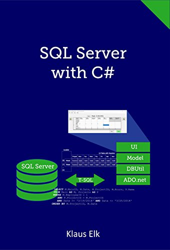 SQL Server with C# (English Edition)