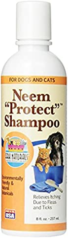 Ark Naturals - Neem Protect Shampoo For Pets, 236 ml liquid
