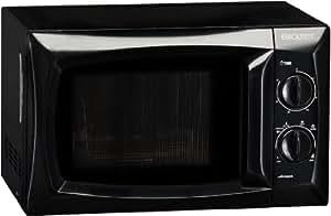 EXQUISIT MIKRO MW 717 G GRILL BLACK