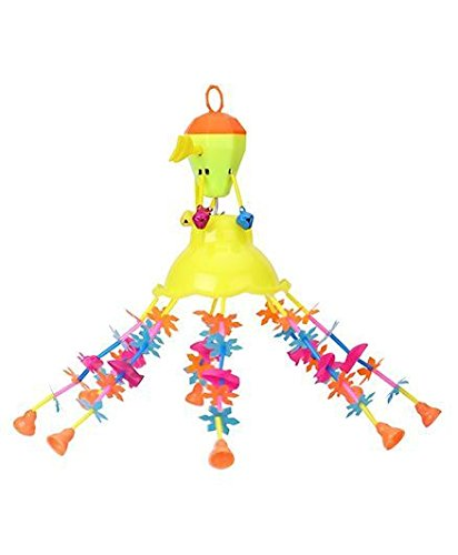 Ratna's merry go round for infants no.7.See your child enjoy the soothing music
