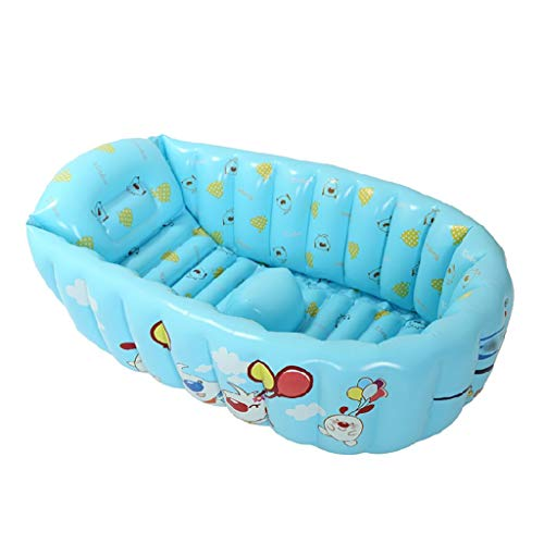 Mother & Kids Portable Indoor Outdoor Baby Swimming Pool Air Cushion Children Inflatable Bathtub Round Basin Summer Water Pool Toys Neither Too Hard Nor Too Soft