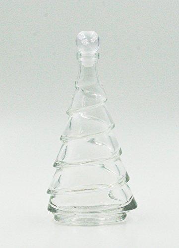 nr 1 bouteille verre Pin d'arbre de Noel 200 ml bouchon n ° 31