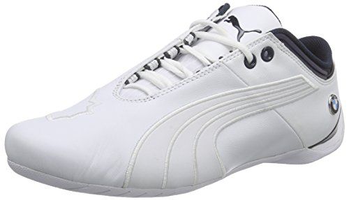 Puma Ms Future Cat M1, Baskets Basses Homme Blanc (White/White/Bmw)