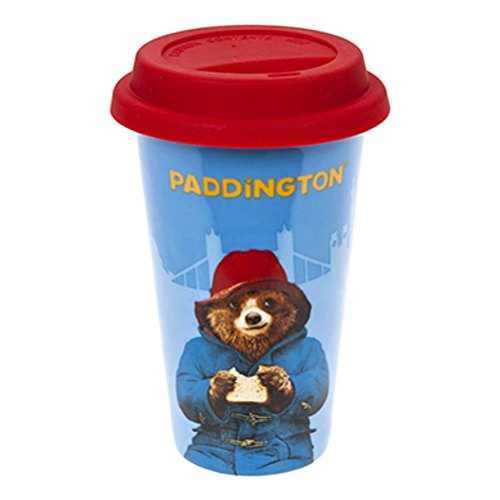 Offizieller Paddington-Bärn-Film ganz über Druck-Keramik-Reise-Kaffeetasse