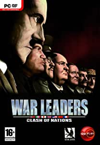 War Leaders: Clash of Nations (PC DVD)