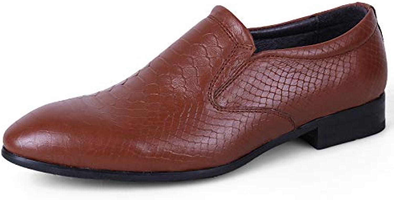 Xujw-scarpe, 2018 Scarpe Scarpe Scarpe Stringate Basse Scarpe Oxford da uomo da uomo, Casual Nuovo stile Semplice classico British...   Del Nuovo Di Stile    Scolaro/Ragazze Scarpa  204999