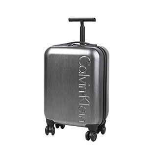 Calvin Klein  Equipaje de cabina, 55 cm, 33 L, Gris