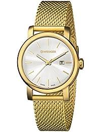 WENGER Herren-Armbanduhr URBAN VINTAGE 01.1021.118
