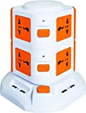 PF Electra Vertical USB Surge Protector ...