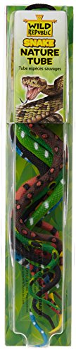 WILD REPUBLIC - SERPIENTES  JUGUETE COLECCION NATURE TUBE  32 CM  (12884)