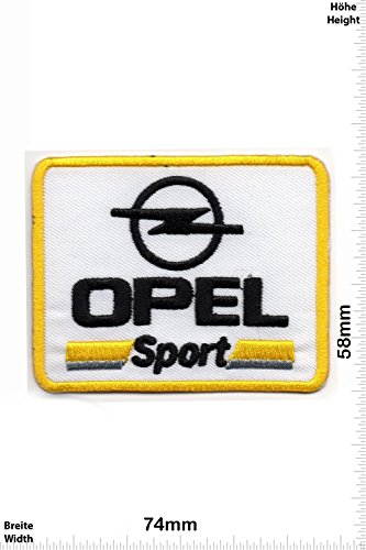 patches-opel-sport-yellow-cars-motorsport-racing-car-team-iron-on-patch-applique-embroidery-ecusson-