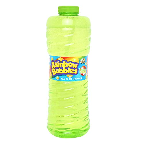 Hamleys Bubble Bottle (Green)