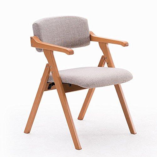 Kreative Stühle mit Armlehnen, Schreibtischstühle, Konferenzstühle, lässige Rückenstühle, Massivholz-Esszimmerstühle, nordische einfache Stühle