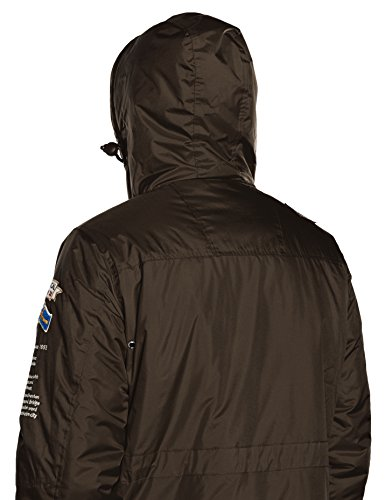 Geographical Norway Herren Jacke Bamidbar Men Braun (Choco)